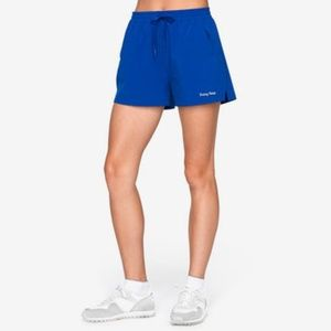 Outdoor Voices Shorts Blue XS